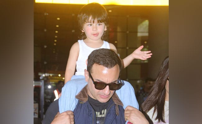 Viral: Angry Saif Ali Khan Yells At Paparazzi Taking Pics Of Taimur Outside Their Home