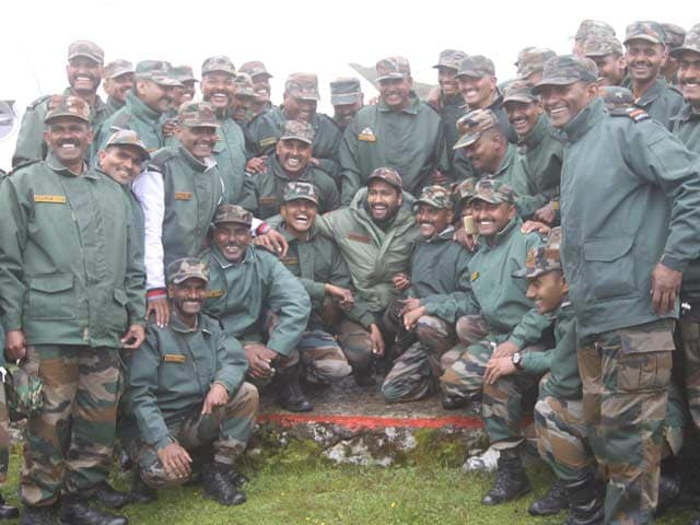 Jai Jawan: Vicky Kaushal Reveals His Favourite Dish At Army's Community Kitchen