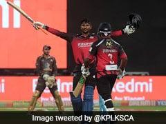 KPL में कृष्णप्पा गौतम का डबल धमाका, 39 गेंदों पर ठोका शतक, चार ओवर में लिए आठ विकेट