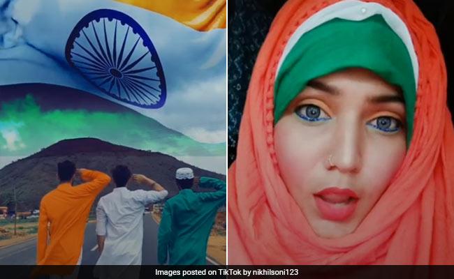 Independence Day पर वायरल हुए ये टिकटॉक Videos, देखकर आप भी कहेंगे Jai Hind