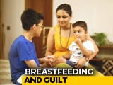 Video : Mothers Need To Be Made Aware About Benefits Of Breastfeeding