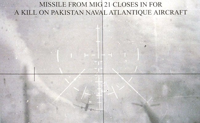 When Pakistani Forces Fired Missile At IAF Helicopter I Was On