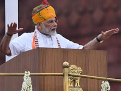 "J&K To Saving Water, PM's ""New India"" Theme In Independence Day Speech"