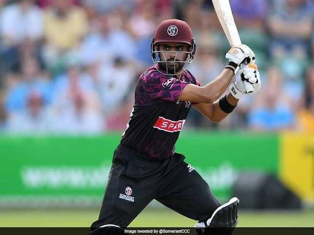 Pakistan Cricketer Babar Azams Popularity Crashes Somerset Website