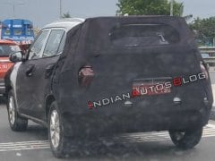 Next-Gen Hyundai Creta Spotted Testing In India For The First Time