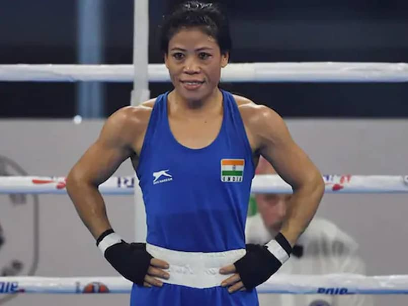 Mary Kom becomes best athletes of the Asia