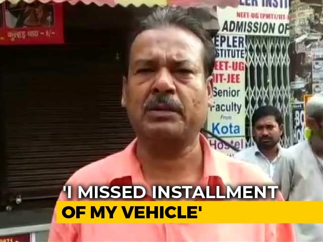 """Video : """"Missed 2 Instalments, Have Proof"""": Unnao Truck Owner Counters Lender"""