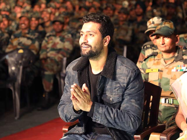 Vicky Kaushal On His B-Town Link-Ups, His Father's Bollywood Breakthrough