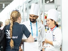 Chef Vinesh Johny Appointed AS Deputy Chief Expert For Pastry And Confectionery At WorldSkills Kazan, 2019