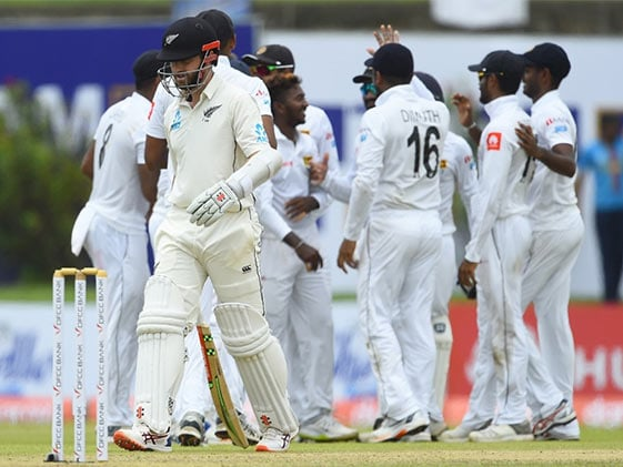 SL vs NZ, 1st Test: स्पिनर अकिला धनंजय के