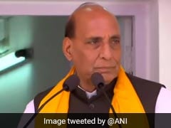 Rajnath Singh Urges Defence Industry To Boost Domestic Manufacturing