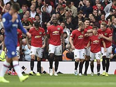 Manchester United Inflict 4-0 Thrashing On Frank Lampard