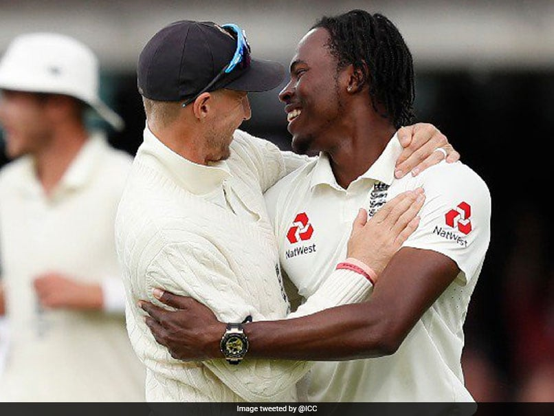 Ashes 2019: Joe Root says Jofra Archer has changed dynamic of series