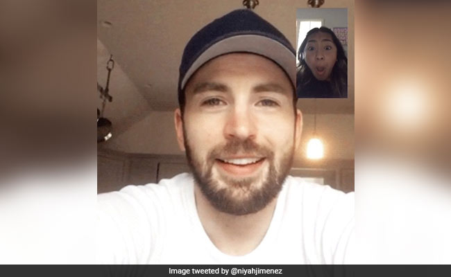 Woman Claims Chris Evans Is Her Number Neighbour. He Responds...