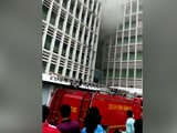 Video : Fire Near Emergency Ward At AIIMS In Delhi, 22 Fire Engines At Spot