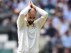 Watch: How Nathan Lyon Let The Ashes Urn Slip Out Of His Hands