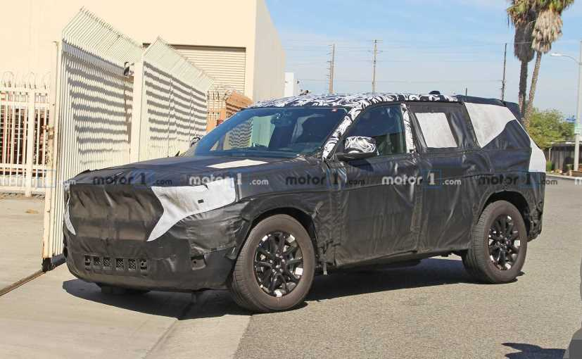The next-gen Jeep Grand Cherokee is said to be based on a new platform from Alfa Romeo