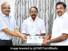 Tamil Nadu Chief Minister Launches Exclusive Education TV Channel