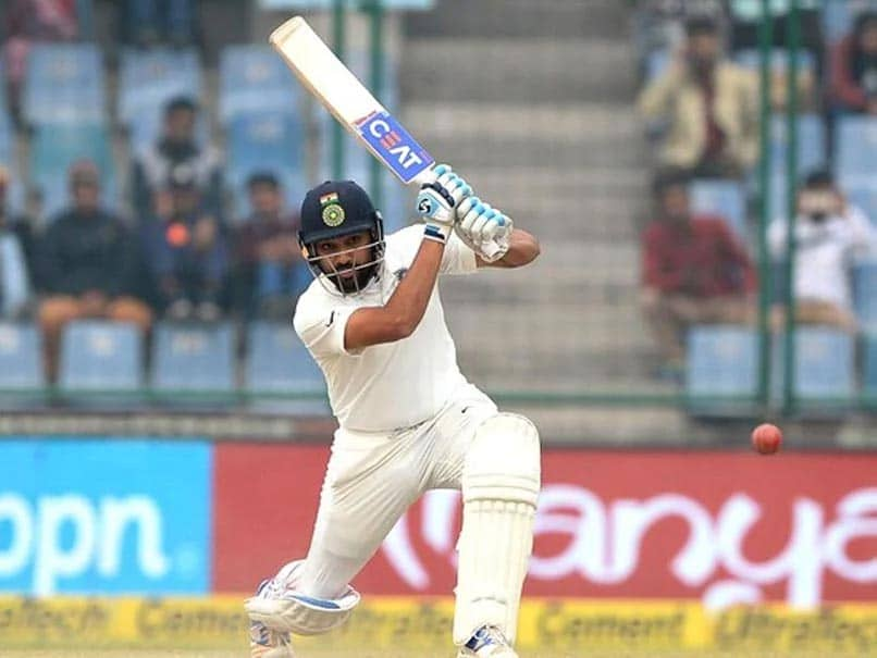 Sourav Ganguly Surprised With Rohit Sharma, Ravichandran Ashwins Exclusion From First Test Against West Indies