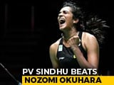 Video : PV Sindhu First Indian To Win World Championships Gold