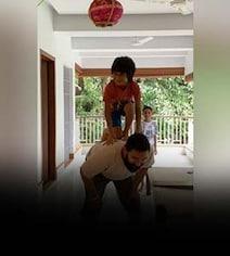 Aamir Khan Helping Pint-Sized Azad Break Dahi Handi Is Cutest Thing Ever