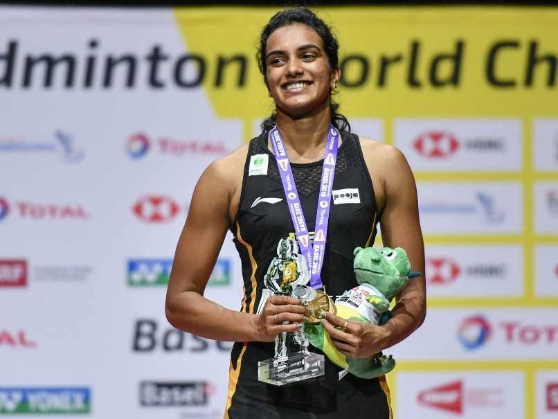 """Happy Birthday"": PV Sindhu Dedicates Historic World Championships Win To Mother"
