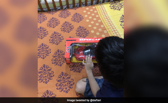 4-Year-Old Messaged Zomato For 'Cars' And 'Gifts'. They Delivered