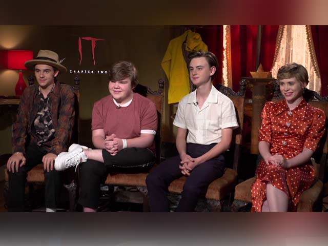 Meet The Younger Stars Of It Chapter Two