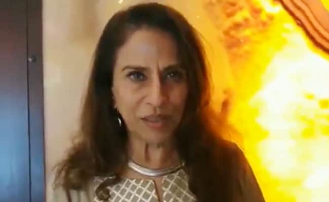 Shobhaa De Denies Ex-Pak Envoy Claim He Influenced Her Kashmir Article