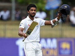 Sri Lanka Name Dinesh Chandimal, Angelo Mathews For 1st Test Against New Zealand