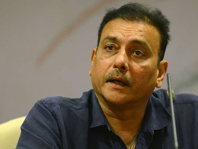 Ravi Shastri shares picture with Vivian Richards ahead of first Test