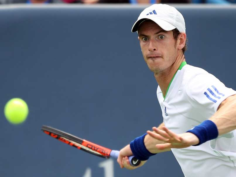 Andy Murray To Return To Singles In Cincinnati Next Week