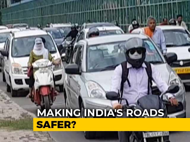 Video : New Rules To Make Indian Roads Safer?