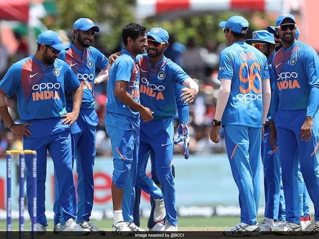 2nd T20I: Rohit Sharma, Krunal Pandya Star As India Outclass West Indies To Clinch 3-Match Series