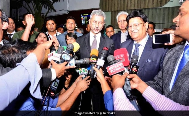 Assam Citizens List India's Internal Matter: Foreign Minister Jaishankar