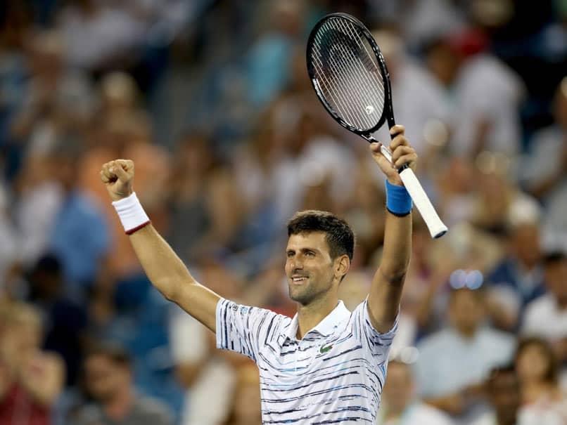 Novak Djokovic Motors Into Cincinnati Quarters As Roger Federer Ousted