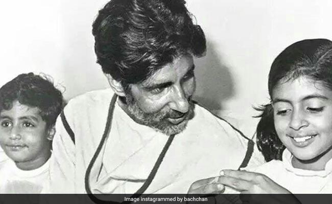 Amitabh Bachchan celebrates his second birth-day - view tweet