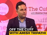 Video: Historical, Community Guilt Most Dangerous: Author Amish Tripathi