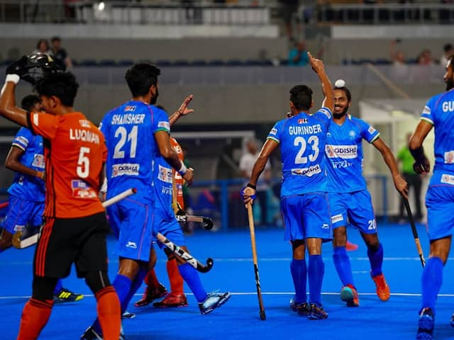 HOCKEY: Thats how Indian team crushes to Malaysia in Olympic test  Event