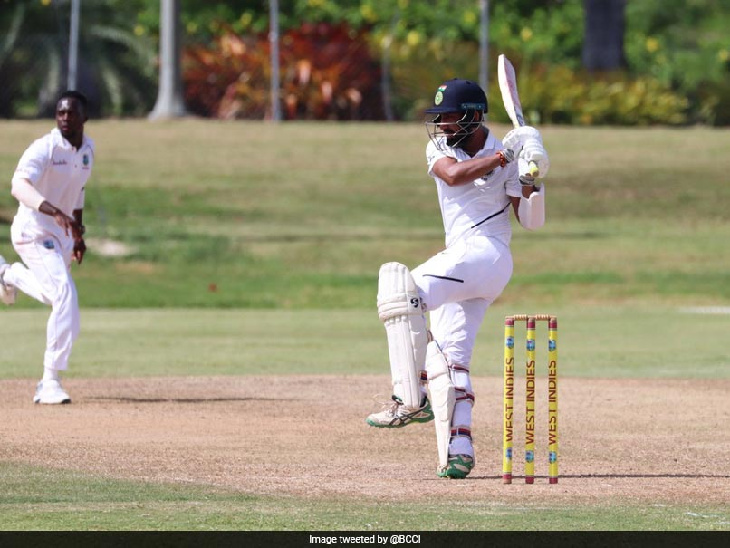 WICBPXI vs IND, 3-day Practice Match: Cheteshwar Pujara, Rohit Sharma take India to 297/5 in Practice Match