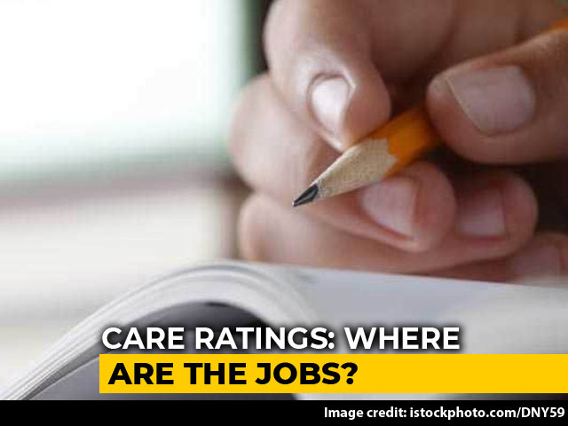 Video : India's Hiring Slows: Care Ratings Study