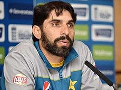 मिस्बाह उल हक नियुक्त किए जा सकते हैं पाकिस्तान टीम के मुख्य कोच: सूत्र
