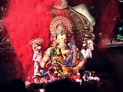 Ganesh Chaturthi: 40,000 Cops, 5,000 CCTV Cameras To Keep Check In Mumbai