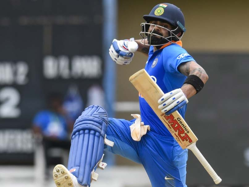 Thats Why the Dance comes out of itself from me, captain Virat Kohli reveals