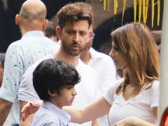 J Om Prakash's Last Rites Performed By Grandson Hrithik Roshan, Attended By Sussanne Khan And Abhishek Bachchan