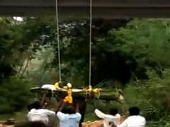 Denied Road To Cremation Ground, Dalits Lower Body Off Tamil Nadu Bridge
