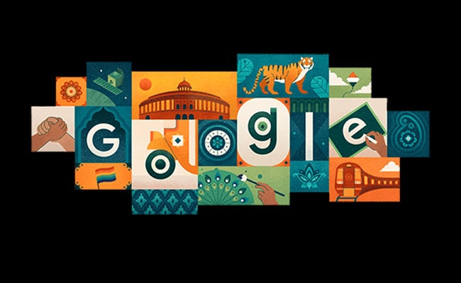 Google Wishes India A Happy Independence Day With A Doodle
