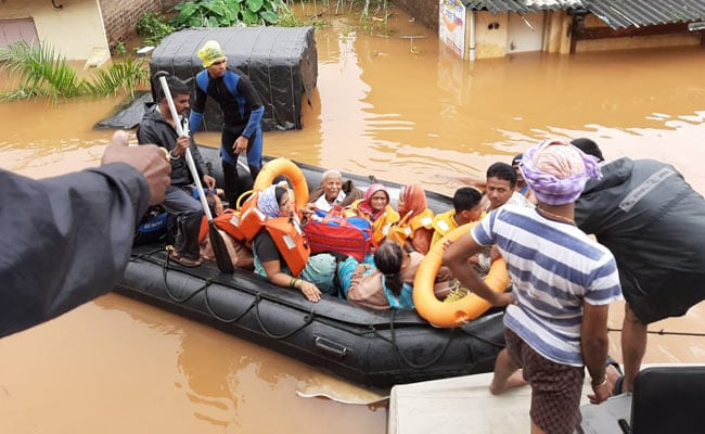 Maharashtra's Flood-Battered Kolhapur, Sangli Limping Back To Normalcy