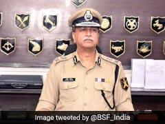 BSF के महानिदेशक के रूप में विवेक कुमार जौहरी ने संभाला पदभार