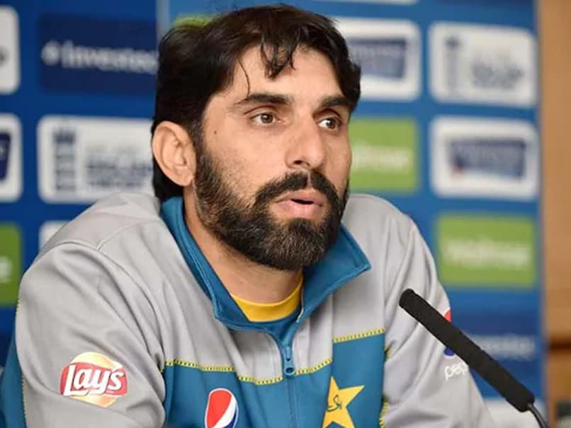 Misbah-ul-Haq New Pakistan Head Coach And Chief Selector, Waqar Younis Roped In As Bowling Coach
